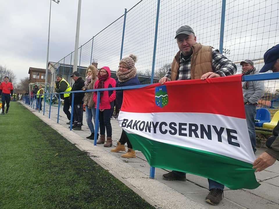 Puskás Akadémia FC III - Bakonycsernye