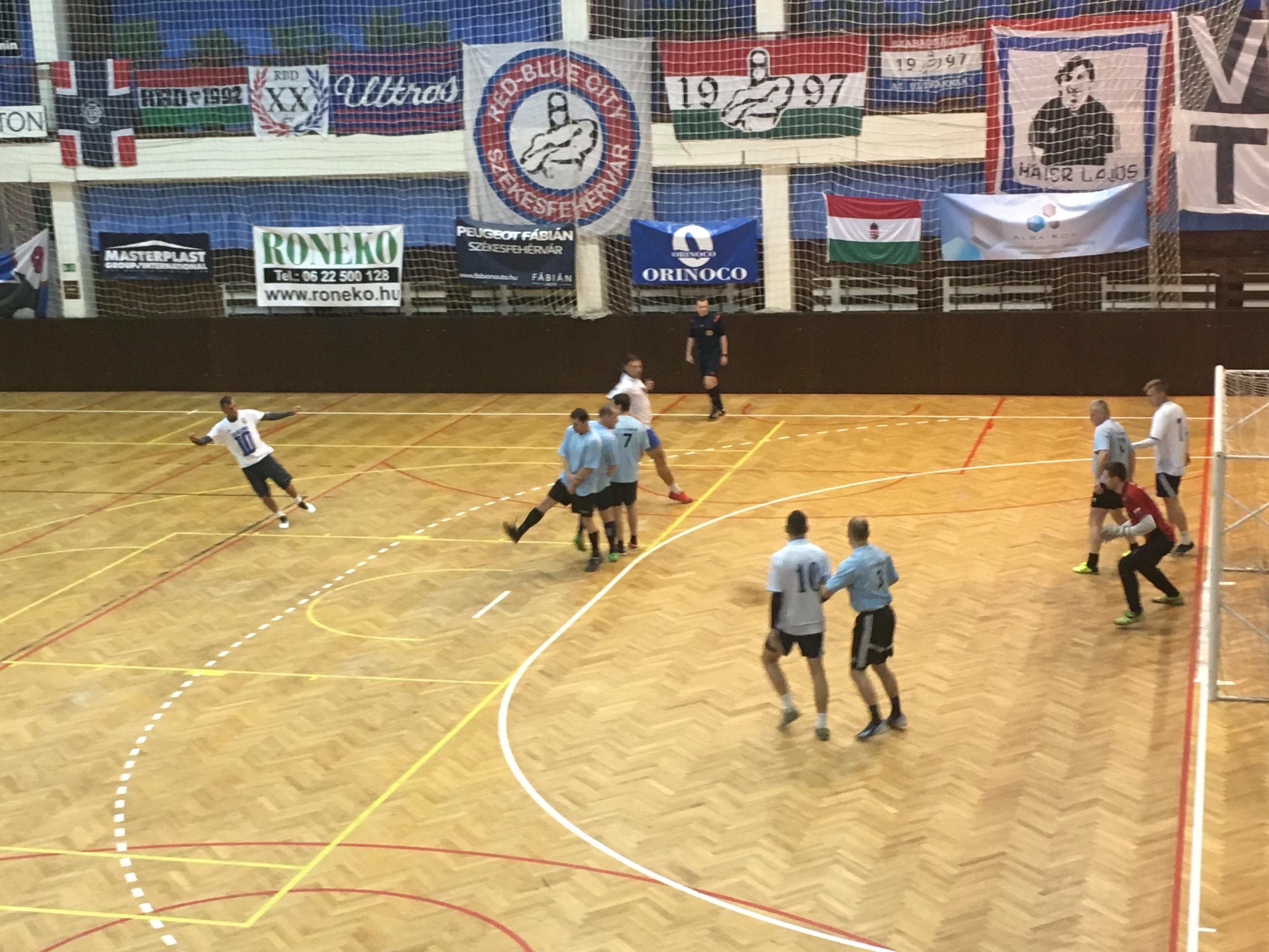 XVIII. Fehérvári Futballfesztivál (2017. december 28.)