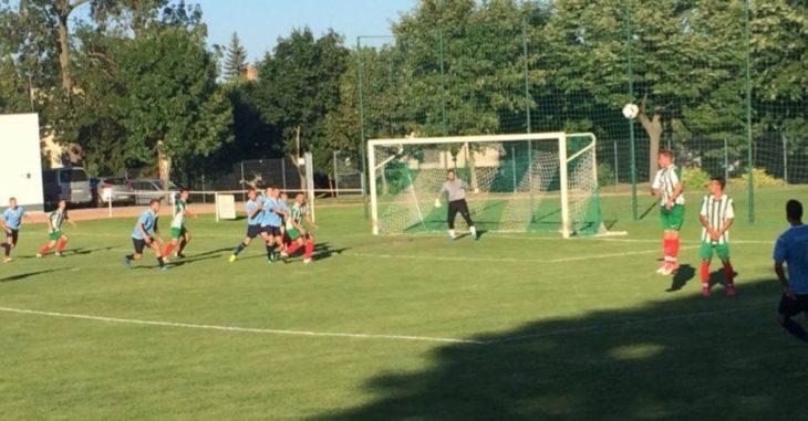 A Magyar Kupa 1. fordulójában Martonvásárra látogatott a Tordas - fotó: Tordas SE