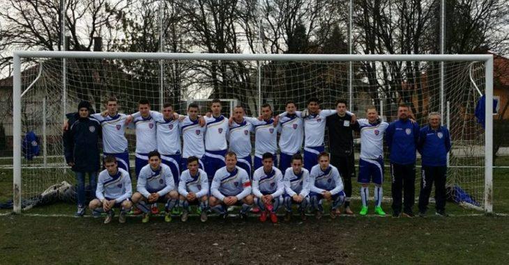Az LMSK csapata a Sárbogárddal játszott a hétvégén - fotó: LMSK