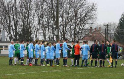 A Sárosd első hazai mérkőzését játszotta a szezon során - fotó: Martonvásári SK