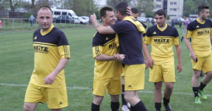Fölényes győzelmet aratott a Pusztaszabolcs - archív fotó: Pusztaszabolcsi SC