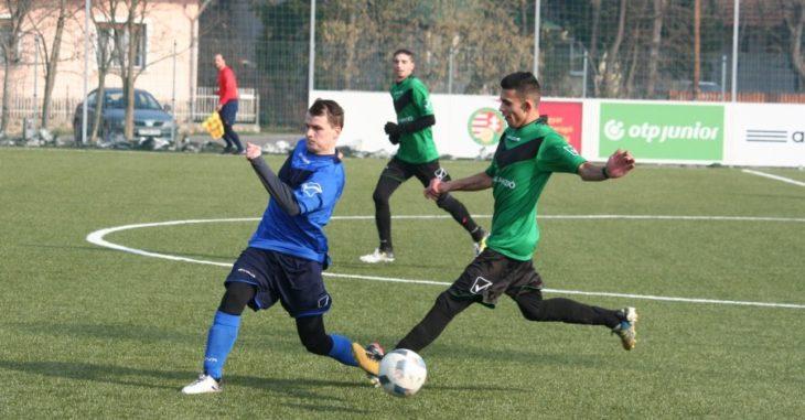 Martonvásár U19 - Besnyő