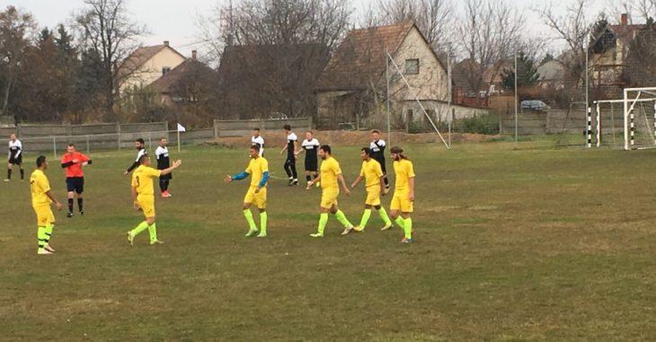 Kovács Nándor ott folytatta, ahol abbahagyta, ismét gólt szerzett