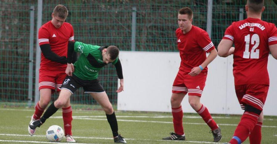 A Sárbogárd U19-es csapata remek tavaszi teljesítményével megérdemelten lett bajnok - fotó: Martonvásár Sport Klub Facebook