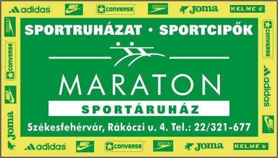 Maraton Sportáruház